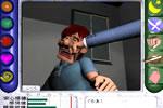 取り調べ室シミュレーター