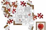 ねこ伯爵のジグソーパズル