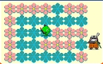 まめ蔵のメモリーパズル