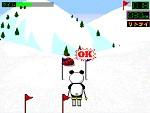 ぱんぞうをスキーにつれてって