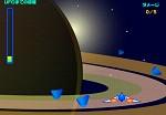 土星UFO探索船
