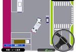 2D自動車シミュレーター画像