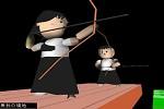 おさる弓道物語