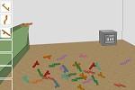 積み木の脱出ゲーム