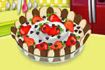 チョコレートムースケーキ攻略