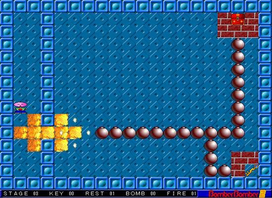 ダウンロードゲームBomberbomber2
