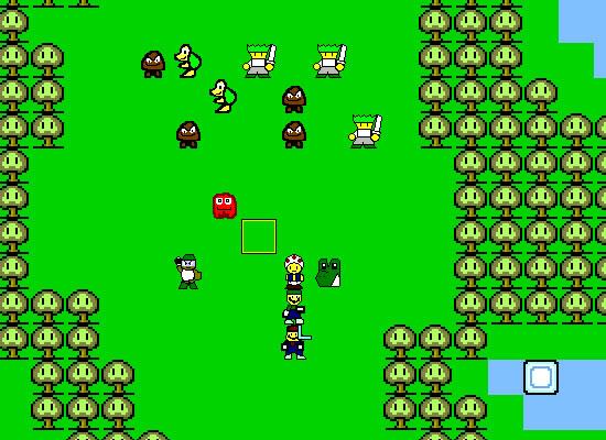 ダウンロードゲームスーパーマリオヒーローRPG(水の砦編〜砂漠の城編)