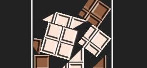 チョコレートドロップ