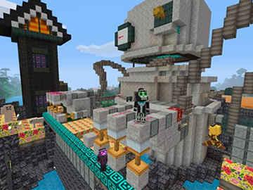 Minecraft-マインクラフト-:公式サイト