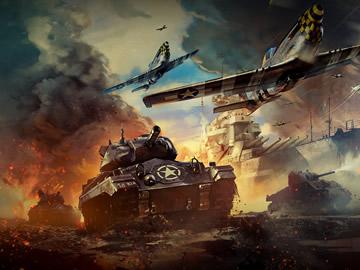 War Thunder:公式サイト