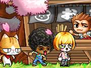 メイプルストーリースクリーンショット2