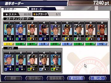 野球つくONLINE 2:公式サイト
