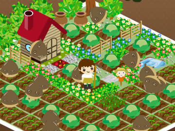 ベジモン農場:公式サイト