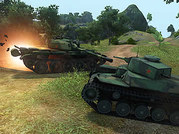 World of Tanks:公式サイト