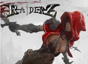 RaiderZオンラインゲームニュース
