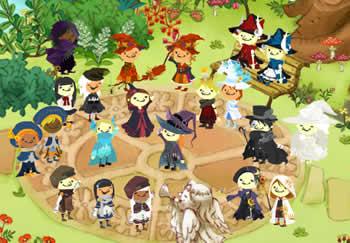 魔法学校アヴァロンオンラインゲームニュース