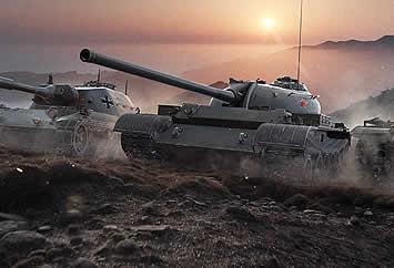 World of Tanksオンラインゲームニュース
