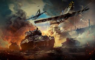 War Thunderスクリーンショット