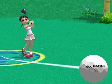 スカッとゴルフ パンヤスクリーンショット