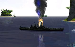 海の覇者スクリーンショット
