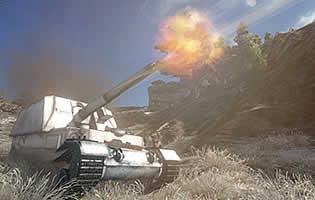 World of Tanksスクリーンショット