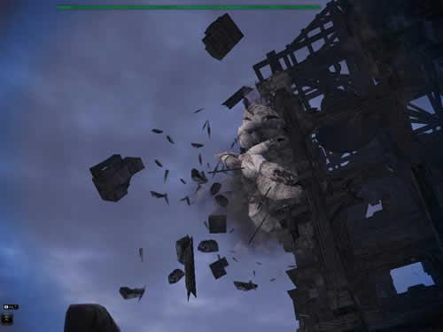 マビノギ英雄伝_鐘塔の壁を登っていくスパイダー 2014_02_27_0151