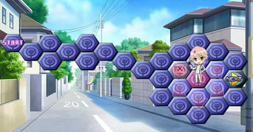 Z/X IGNITION 五世界の輪舞_マップ制覇直前